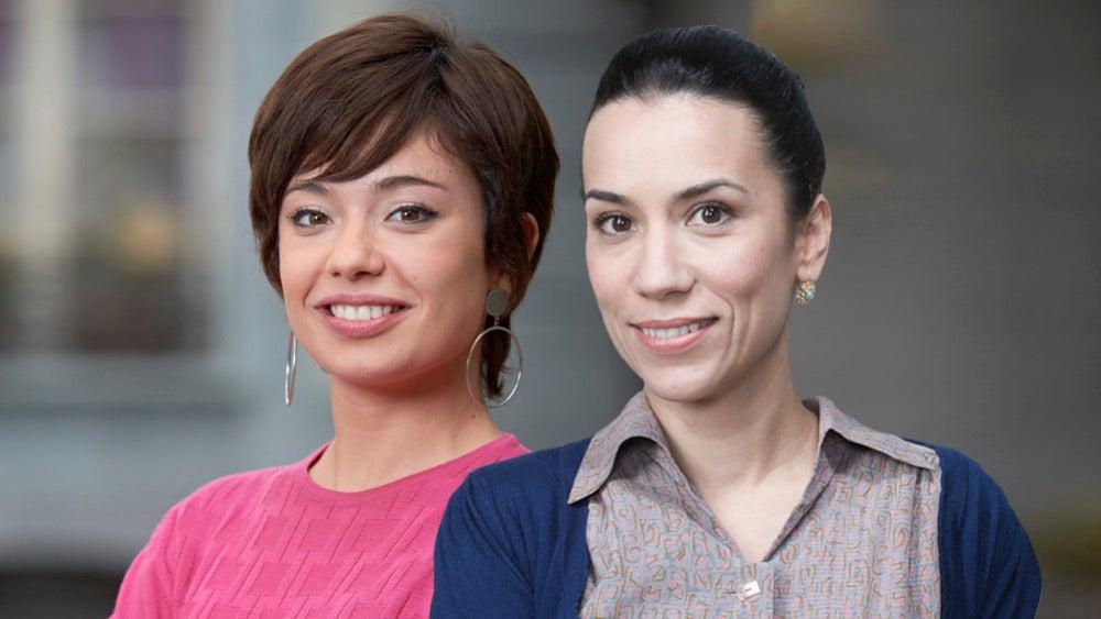 Anna Castillo e Itziar Miranda