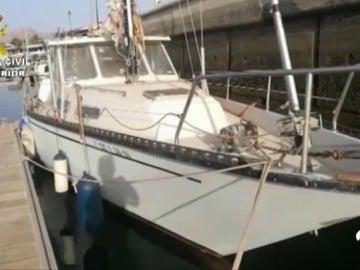 Seis detenidos por trasladar a Canarias media tonelada de cocaína en velero
