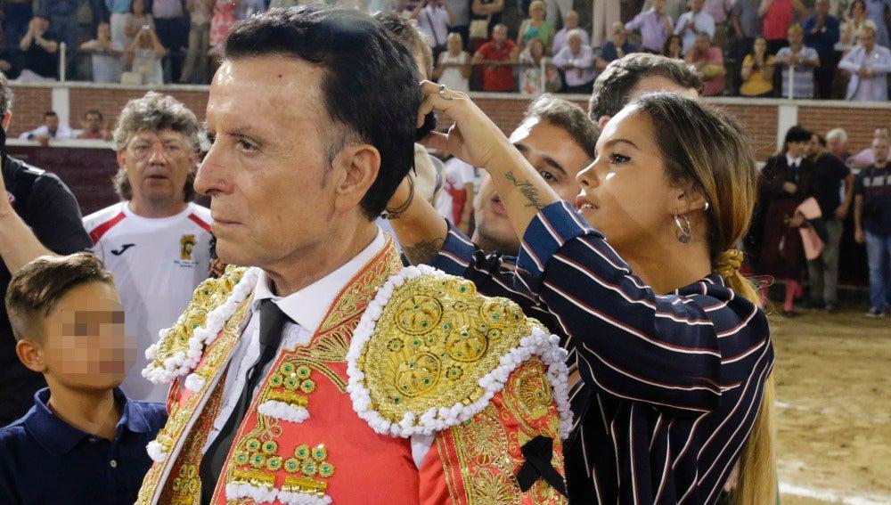 José Ortega Cano deja los ruedos