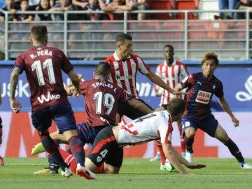 El Athletic, ante el Eibar