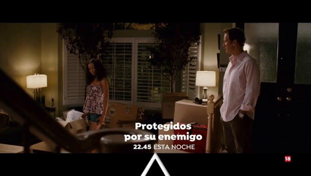 Cine de acción en Antena 3 con 'Protegidos por su enemigo'