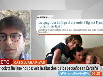 EP periodista italiano