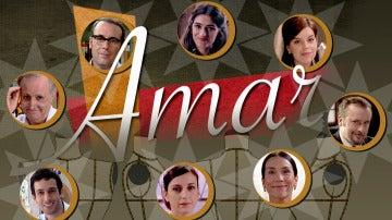 Los looks que lucirán los protagonistas en la nueva temporada de 'Amar'