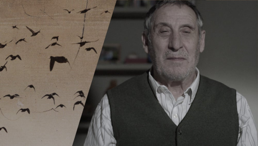 Celso Bugallo es Ramón, el abuelo