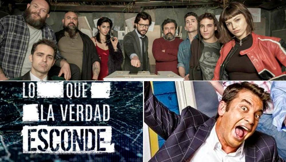 Premios a Antena 3 en la IX edición del FesTVal