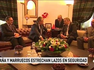 España y Marruecos acuerdan intensificar la lucha contra el terrorismo y el control de flujos migratorios