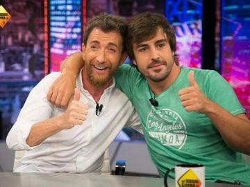 El Hormiguero: Fernando Alonso (04-09-17)