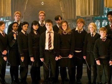 El elenco de Gryffindor quiere prepararte para lo que estás a punto de ver