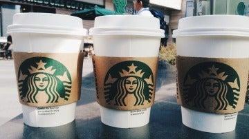 Así se piden los cafés secretos de Starbucks.