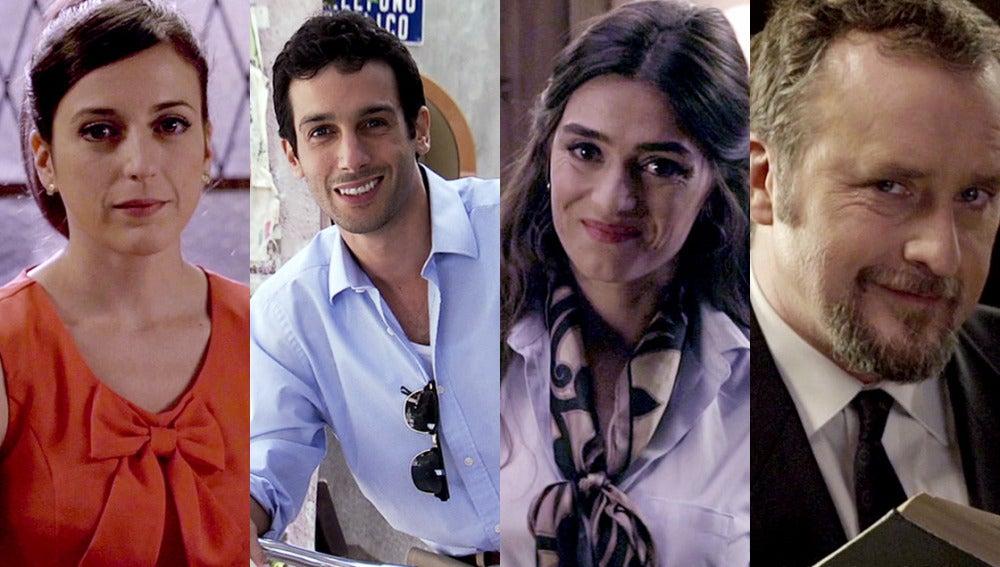 Ruth Núñez, Jonás Berami, Olivia Molina y Fernando Cayo, entre los nuevos personajes de 'Amar es para siempre'