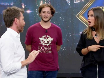 Una chica del público de 'El Hormiguero 3.0' pierde 3.000 euros al no superar la prueba del helio