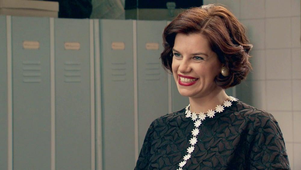 Marta hace oficial su nuevo puesto en la dirección de Haussman