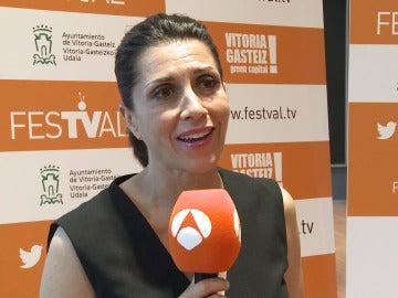 """Alicia Borrachero sobre su personaje la Duquesa Carmen Angoloti: """"Ha sido muy bonito poder conocer quién ha sido esta mujer"""""""