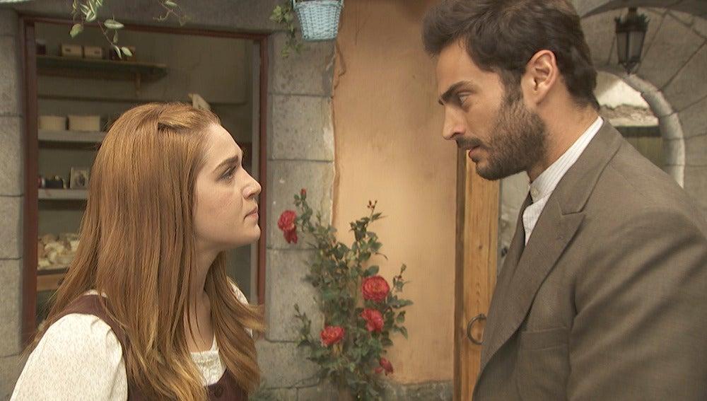 "Julieta a Saúl: ""Vete al infierno"""
