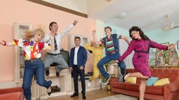 El próximo lunes, estreno de 'Me cambio de década' en Antena 3