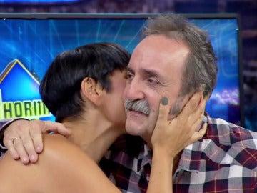 Santi Rodríguez y Rosa López en 'El Hormiguero 3.0'