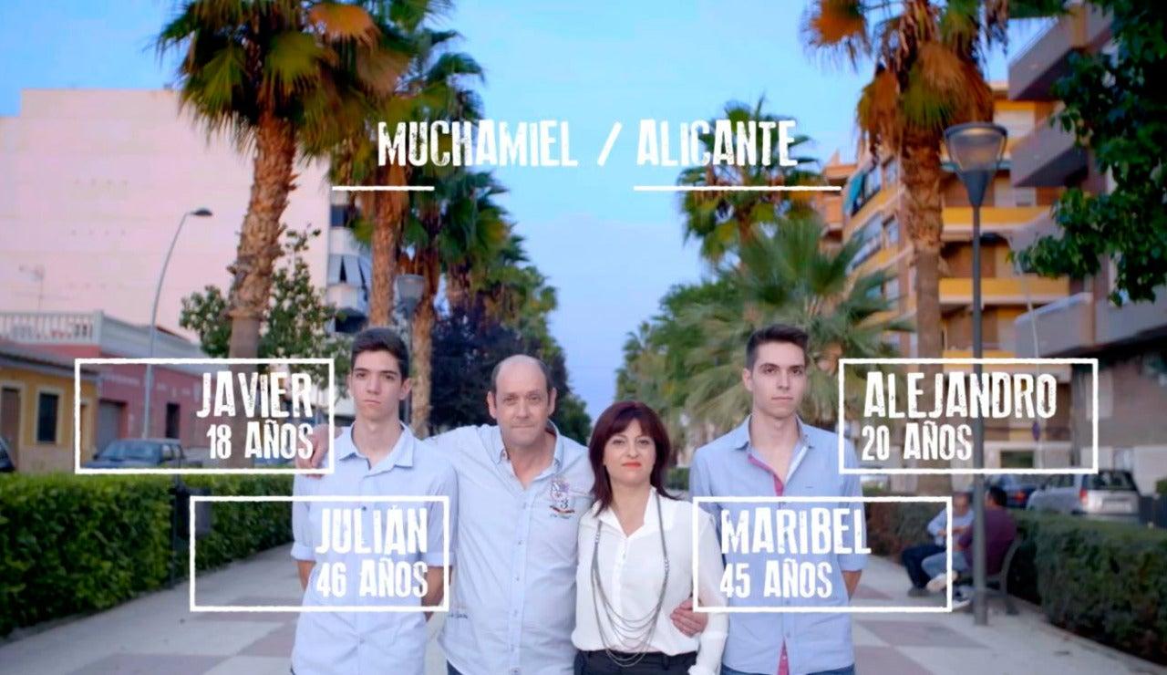 Familia Izquierdo-Viceo de Alicante