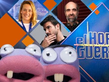 Mireia Belmonte, Pablo Alborán y Luis Tosar en 'El Hormiguero 3.0'