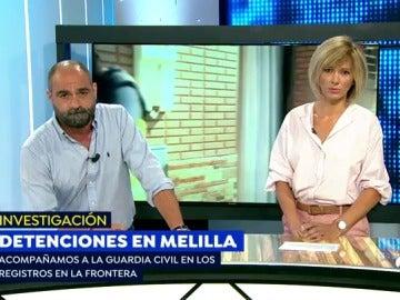 EP detenciones en melilla