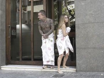 """Carmen Ferreiro: """"Tras el desnudo físico viene el desnudo emocional"""""""