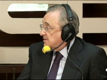"Florentino Pérez: ""En mi primera etapa de presidente habría fichado a Messi"""