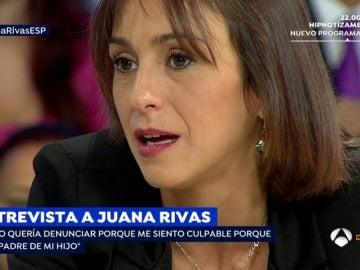 """Juana Rivas: """"Esta tarde podré llamar a mis hijos según el juez"""""""