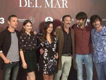 """""""Muchos nervios"""" por el estreno de 'La Catedral del Mar' en el FesTVal de Vitoria"""