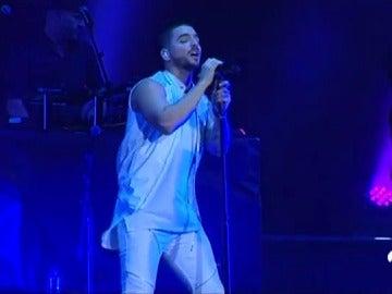 Maluma comienza en Tenerife su gira europea envuelto en la polémica