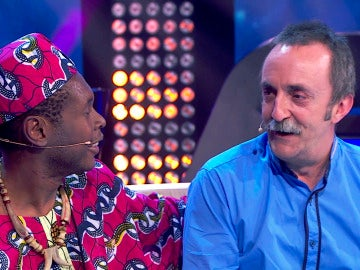 Isabel Gemio transporta a Santi Rodríguez al 'Sorpresa, sorpresa' más especial