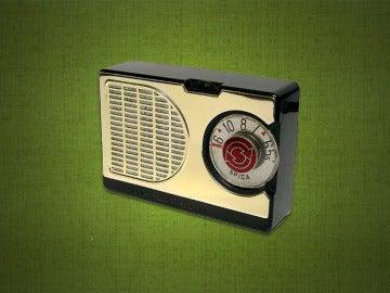 Así eran las características radios de la década de los 60