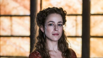Silvia Abascal es Elionor
