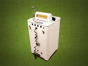 ¿Sabrías usar esta lavadora de los 60?