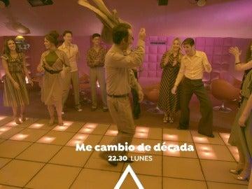 La música disco hace bailar a la familia Vela Cedena