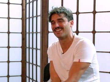 """Álex García, un amante a dos bandas: """"Soy un apasionado de lo que hago"""""""