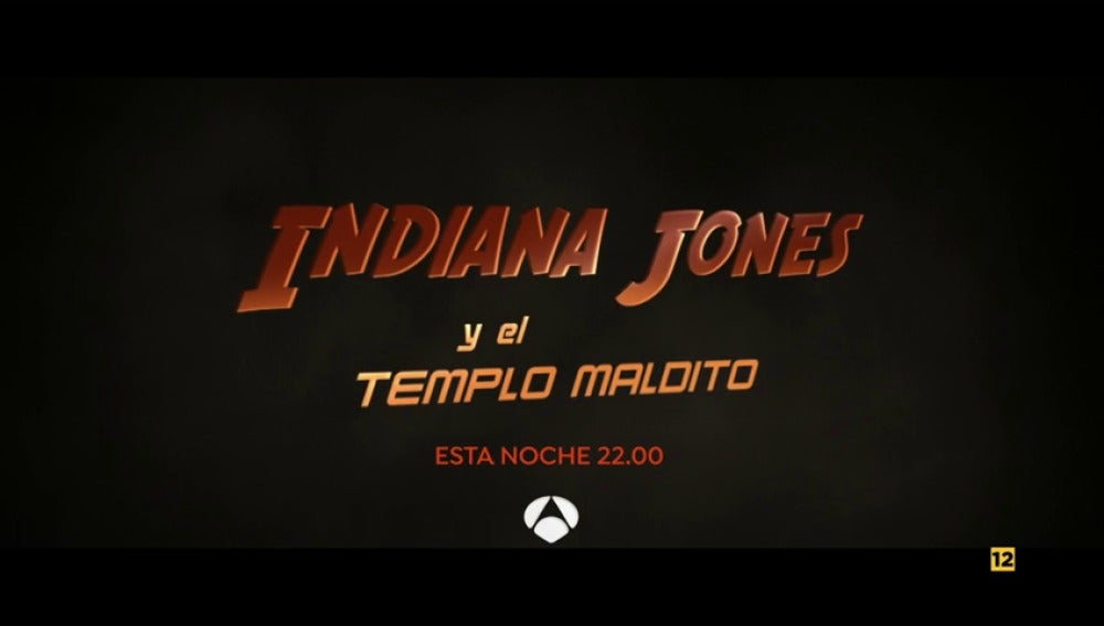 El Peliculón emite 'Indiana Jones y el templo maldito'