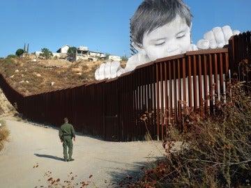 Frontera entre EE.UU. y México (09/09/2017)