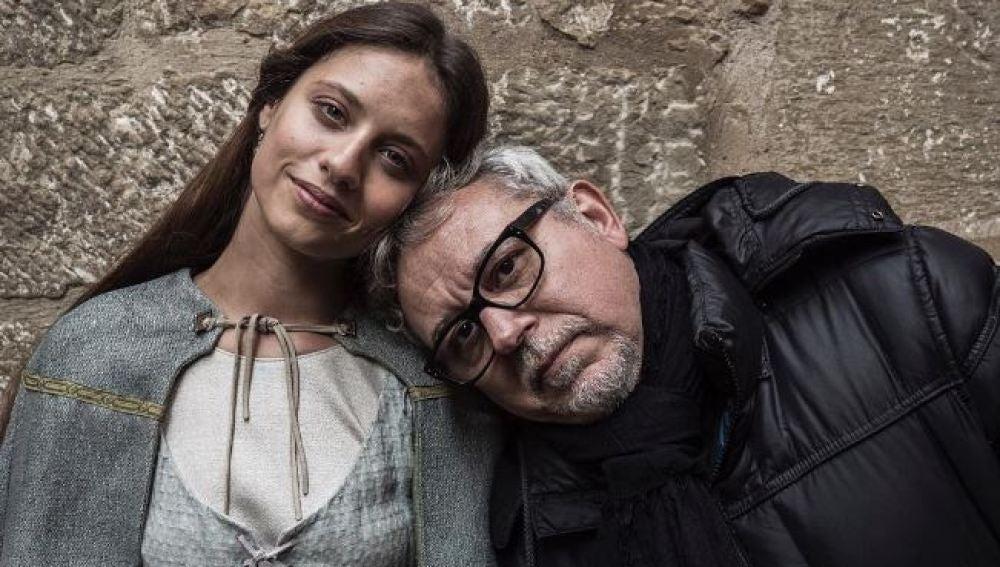"""Jordi Frades, emocionado: """"Aitor Luna se merecía hacer este personaje de héroe sensible"""""""