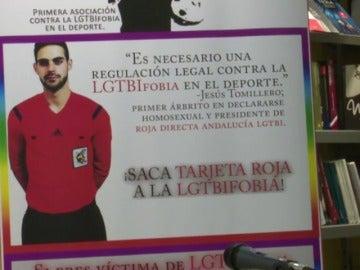 El colectivo LGTBI lucha por sus derechos en el mundo del deporte