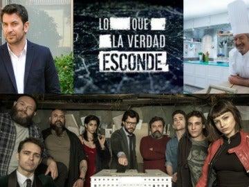 'La casa de papel', Arturo Valls, 'Lo que la verdad esconde: El caso Asunta' y Karlos Arguiñano, premiados en FesTVal de Vitoria 2017