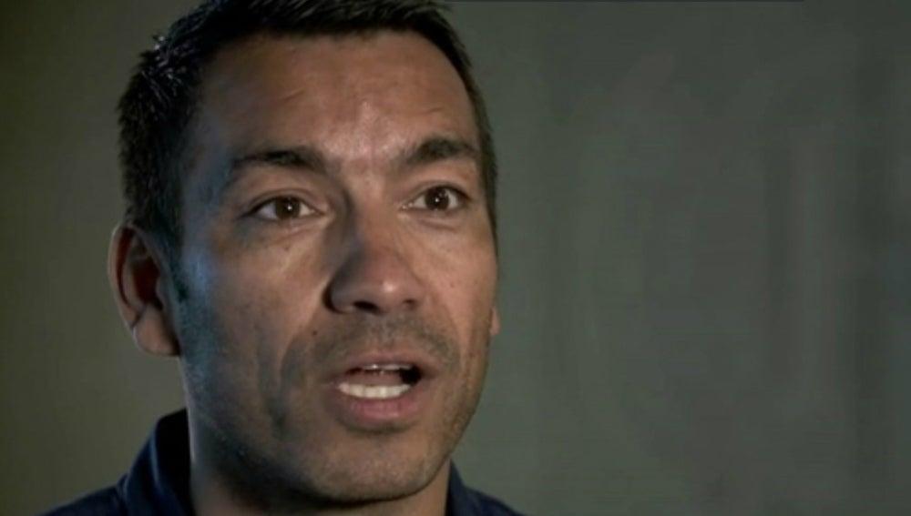 Van Bronckhorst, técnico del Feyenoord