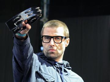 Liam Gallagher en el Dcode