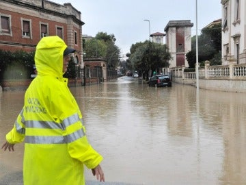 Las inundaciones en Livorno