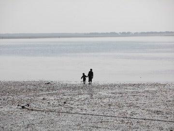 Playa de Karachi