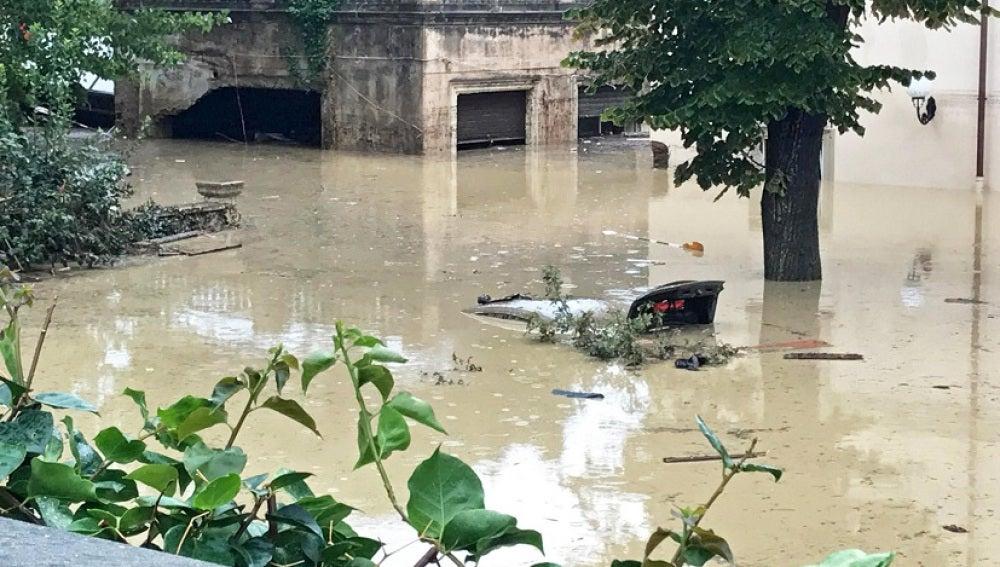 Mueren al menos cinco personas por un temporal en el noroeste y centro de Italia