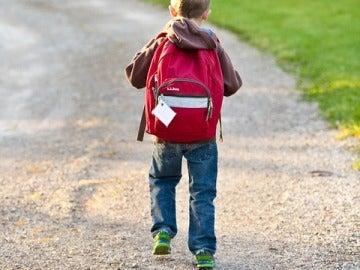 Aconsejan que los colegios usen soportes electrónicos para reducir el dolor de espalda de los niños