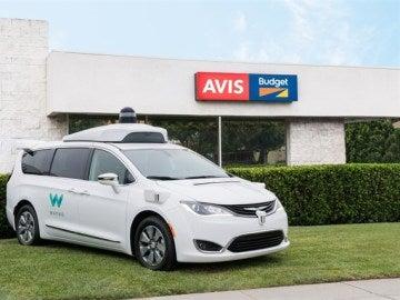 'Robotaxi' o taxi con conducción autónoma