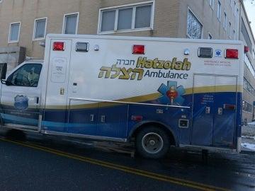 Ambulancia en Kensington, EEUU