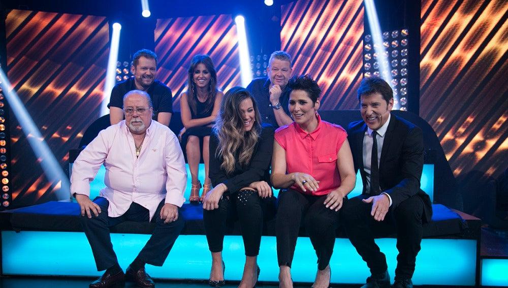 El viernes, último programa de 'Hipnotízame' con Mónica Cruz y Rosa López