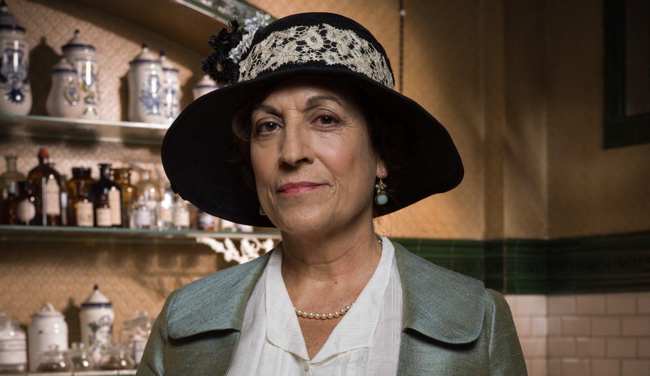 Carmen Balagué es Manuela