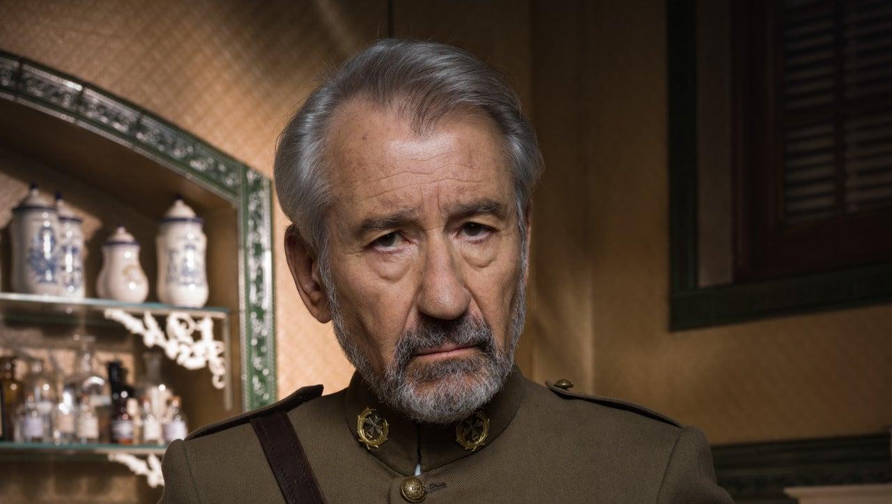 José Sacristán es Vicente Márquez